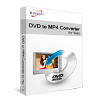 Xilisoft DVD to MP4 Converter for Mac