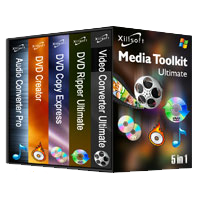 Xilisoft Media Toolkit Ultimate