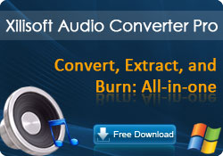 Xilisoft Audio Converter Pro