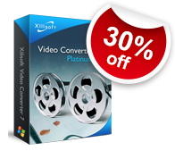 30% off for Xilisoft Video Converter Platinum