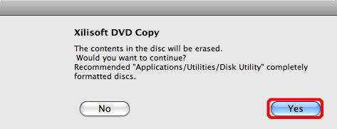 Xilisoft DVD Copy for Mac