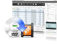 Rip DVD to AVI