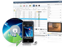 DVD to iPhone 4 converter