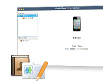 iPhone Contacts Backup for Mac