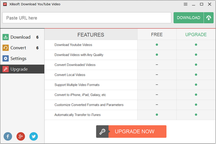 Xilisoft Download YouTube Video