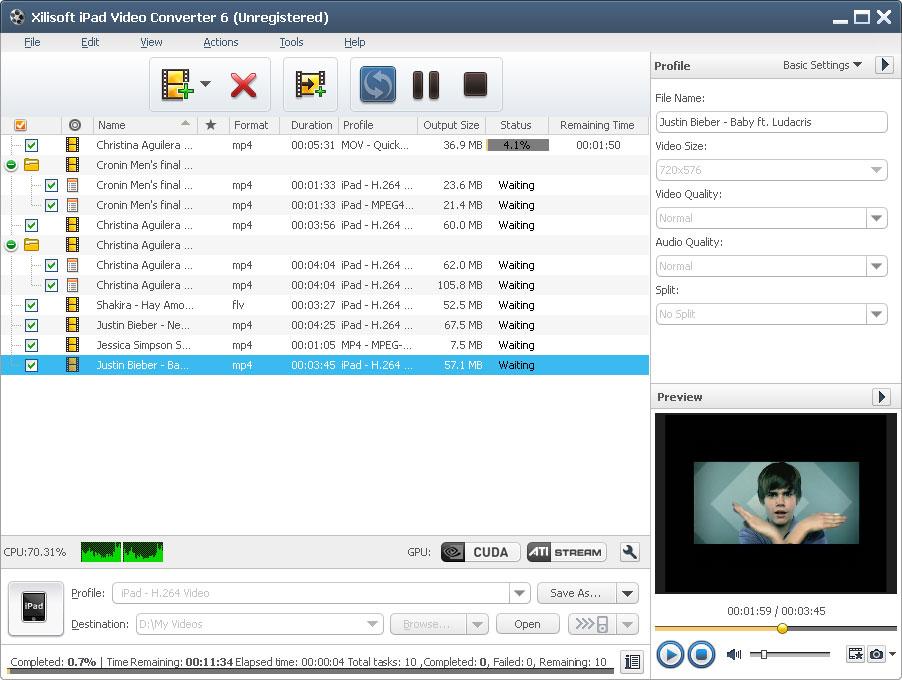 التعريب 1183 Xilisoft iPad Video x-ipad-video-convert