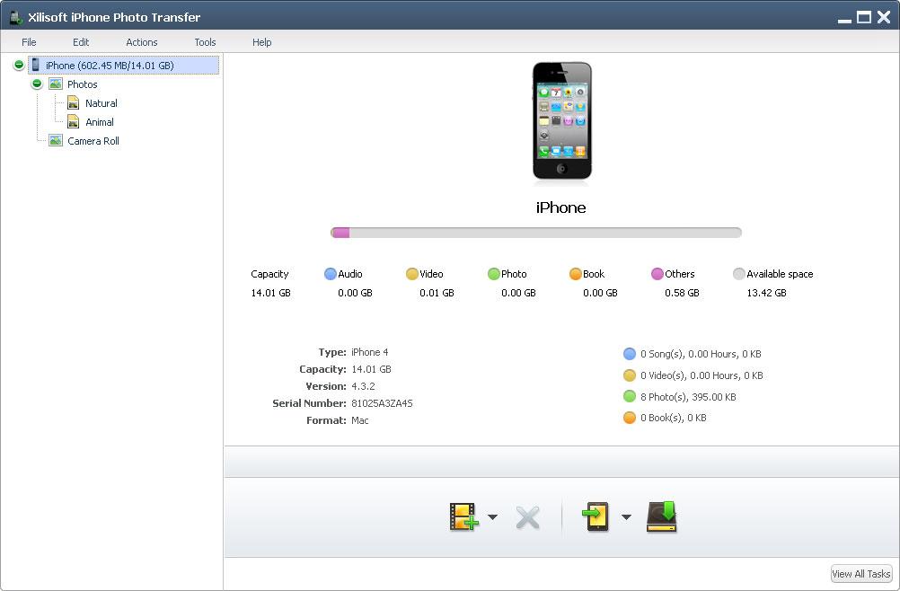 التعريب 1187 Xilisoft iPhone Photo x-iphone-photo-trans