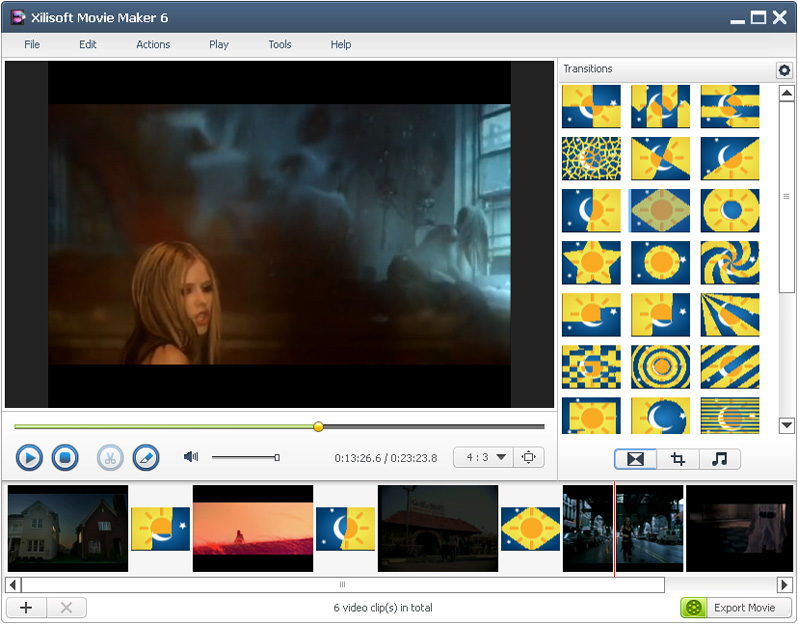 Movie Maker Software Free Download