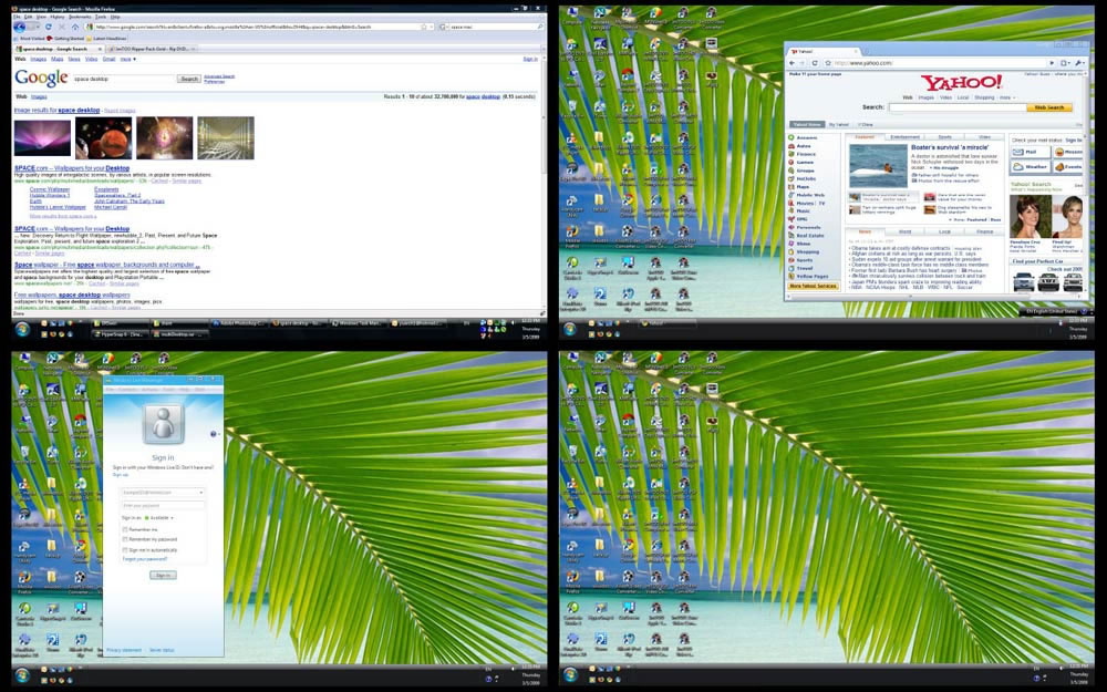 Xilisoft Multiple Desktops