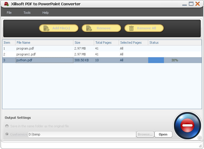 adobe reader to powerpoint converter free download