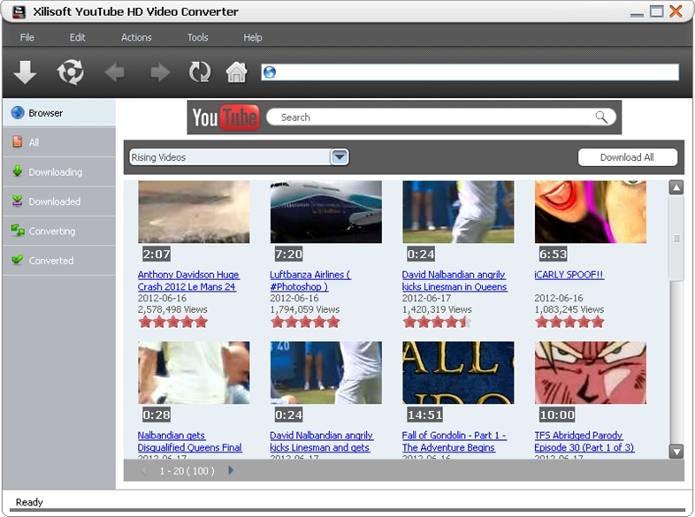 6: youtube to ipod classic video converter online.